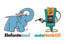 Autonet&Oil y Elefante Azul